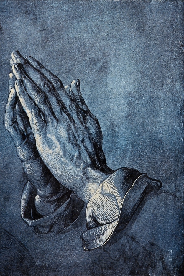 Abrecht Curer - Praying Hands, 1508